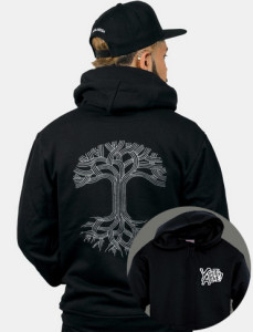 Get your own limited edition Youth ALIVE! hoodie from Oaklandish.