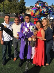 Ismael graduation