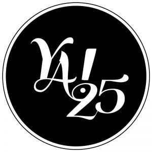25 event logo