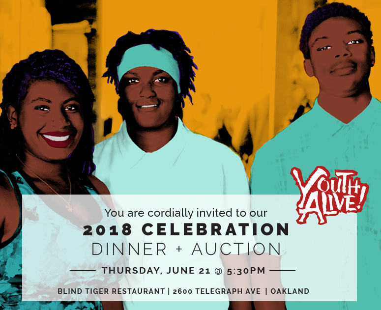 Youth ALIVE! 2018 Celebration
